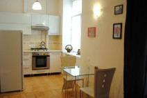 Studio Apartment Center Stefan str