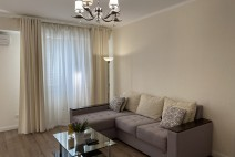 Apartament in str Puskin bloc nou